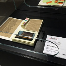 Moleskine Reach-In Museum Case B 1
