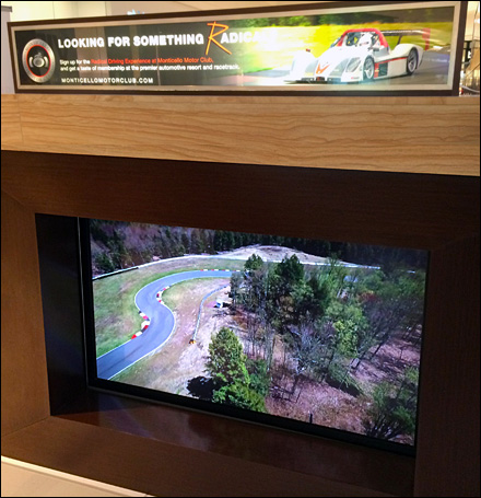 Monticello Televised Driving Experience 1