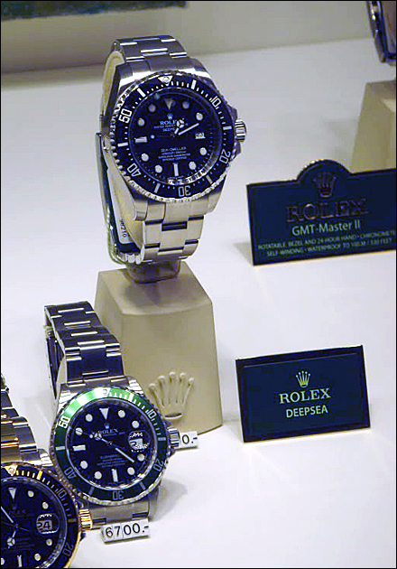 how to price a rolex174 fixtures close up retail�pop