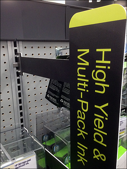 Upright Sign Arm Mount Main