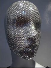 WINDOWS Magnetic Faceplate Mannequin Closeup