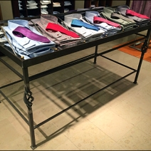Dress Shirt and Necktie Table 1