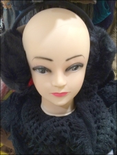 Earmuffs for Bald People Aux