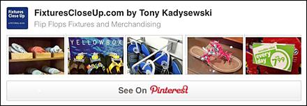 Flip Flop Fixtures and Merchandising Pinterest Board 2-1
