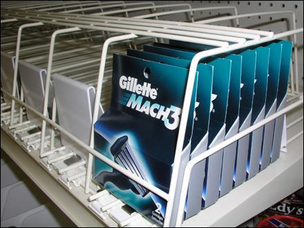 Gillette Art Deco Auto Feed