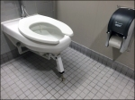 Heavy Load Toilet Kick Stand 1