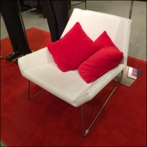 Isaia Napoli Seating CloseUp Aux