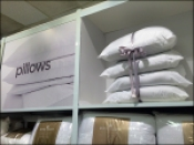 JCPenney Luxury Pillow To-Go