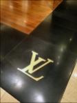 Louis Vuitton Monogramed Tile