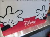 Disney Eye Chart by Marchon