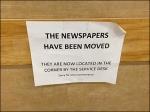 Newspaper Product Migration CloseUp