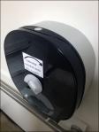 Quadrophonic Toilet Paper Dispenser Aux