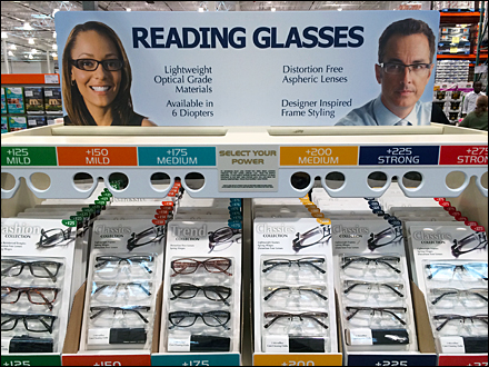 Reading Glasses Magnifying Gallery Main