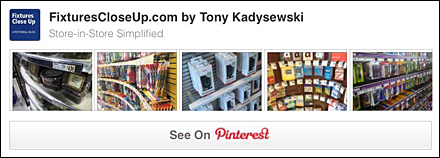 Store-Within-Store Simplified FixturesCloseUp Pinterest Board
