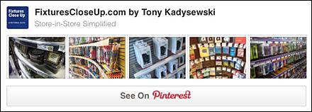 Store-Within-Store Simplified FixturesCloseUp Pinterest Board
