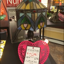 Tiffany Lamp Valentines Pricing