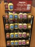 Wegmans Mustard Reverse Gravity Feed Aux