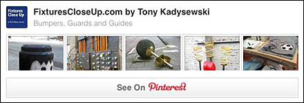 Bumpers, Guards and Guides Pinterest Board