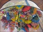 Ceiling Balloon Corral Aux