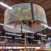 Ceiling Balloon Corral Main