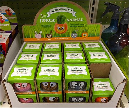 Grass Grow Jungle Animals Overall