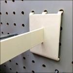 HD Strip Merchandiser Arm for Pegboard Aux