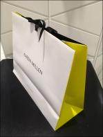 Karen Millen Ribbon-Tied Bag Main