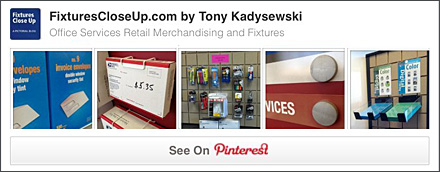 Office and Postal Pinterest Board