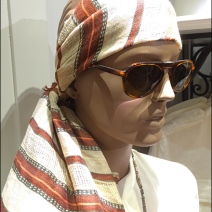 Polo Androgenous Scarf 3