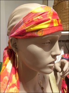Polo Scaf Headband CloseUp