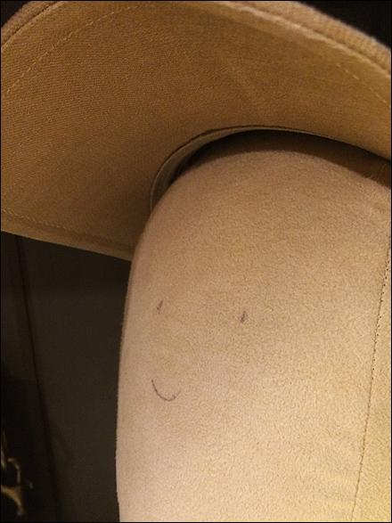 Polo Smiley Face Headform Main