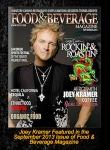 Rockin' & Roastin Food and Beverage Magazine