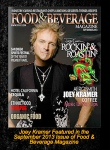 Rockin' & Roastin Food and Beverage Magazine