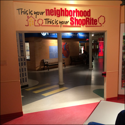 ShopRite Entrance Main