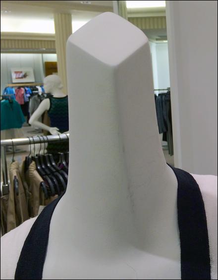 Square Necked Mannequins Main