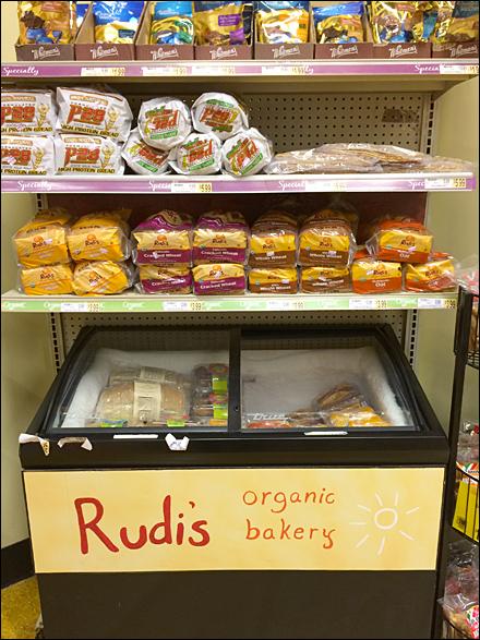 Rudi S Bakery Gluten Free Multigrain Hot Dog Rolls
