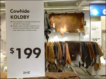 Cowhide Merchandising Main Large
