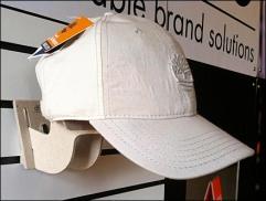 Ditto Sustainable Slatwall Headform Main