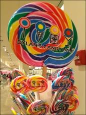 Dylan's Department Store Lollipops Detail