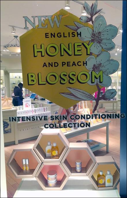 English Honey & Blossom HoneyComb Main