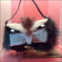 Fendi Fuzzy Purse Pets 2