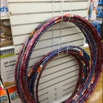 Hoola Hoop Hanger for Slatwall 1
