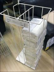 IKEA Floor Stand Linen Tower