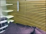 IKEA Slatwall Headboard 1