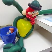 Inflatable Balloon Lepruchan 1