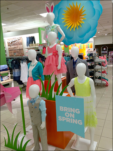 JCPenny Bring On Spring Main
