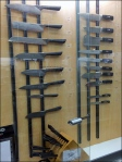 Magnetic Knife Bar Display Aux