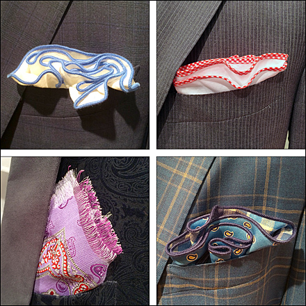 Pocket Square Profiles Composite