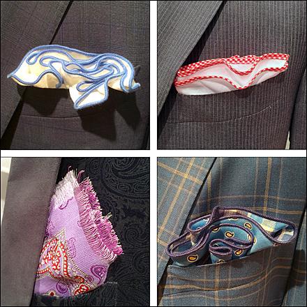 Pocket Square Profiles Composite