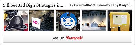 Silhouetted Sign Strategies Pinterest Board on FixturesCloseUp2